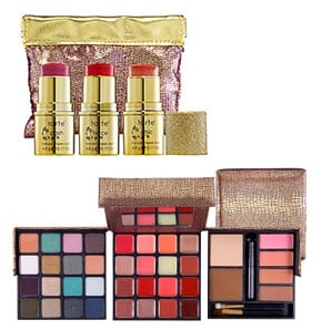 Monday Giveaway! Tarte Très Cheek Limited Edition Mini Cheek Stain Set and The Vanity Limited Edition Palette