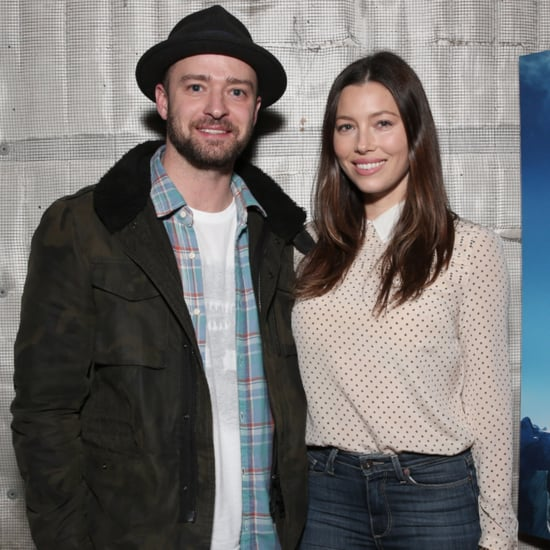 Justin Timberlake and Jessica Biel Out in LA December 2015