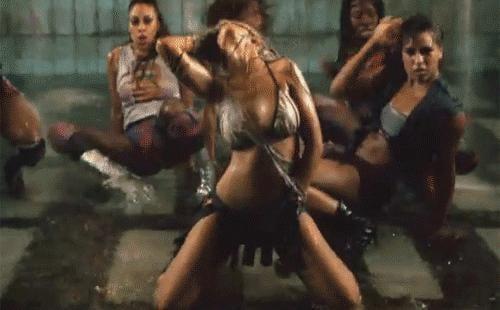 Christina Aguilera Pushed the Limits