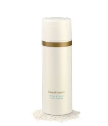 A travel-friendly cleanser