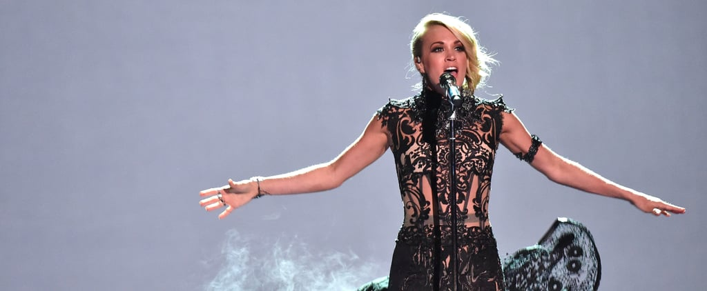 Carrie Underwood Brings the House Down at the CMT Music Awards