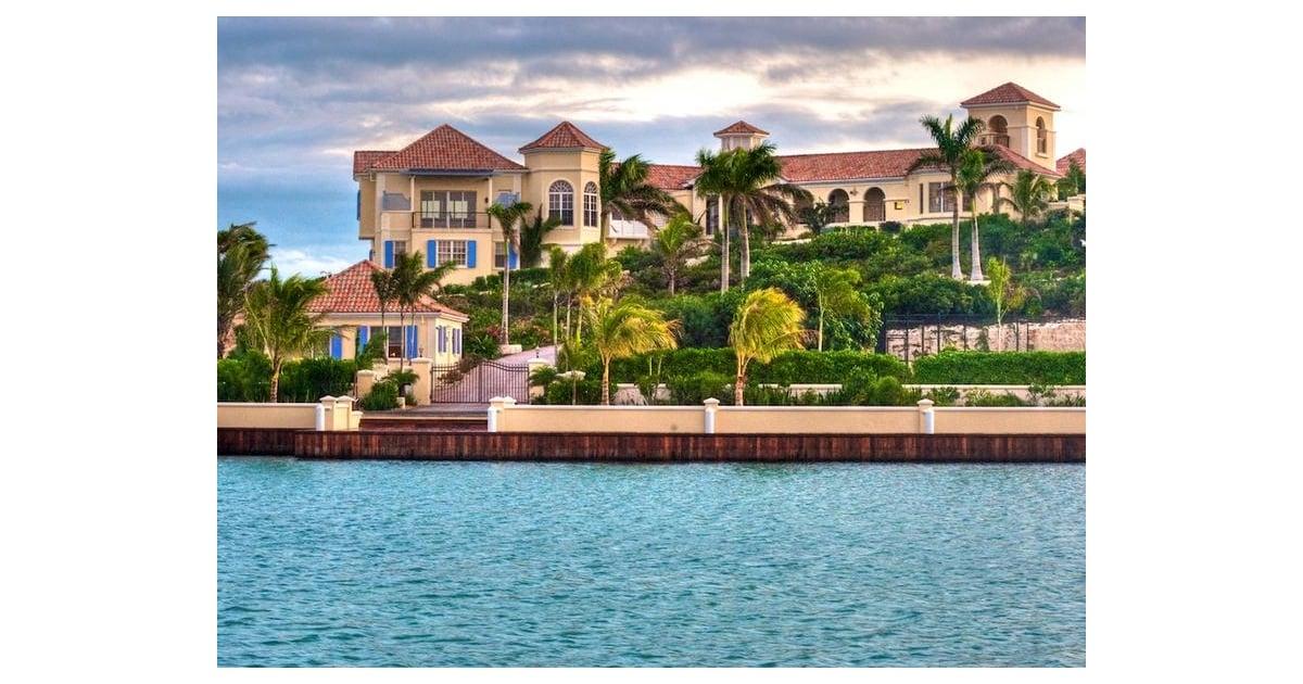 Home Garden Prince 39 S Little Known Caribbean Estate Has