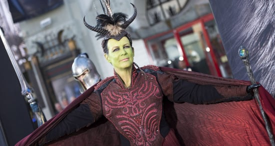 Jamie Lee Curtis Won the 'Warcraft' Premiere With Epic Cosplay