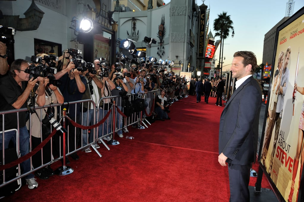 Photos of All About Steve Premiere