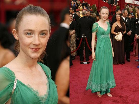 Oscars Red Carpet: Saoirse Ronan
