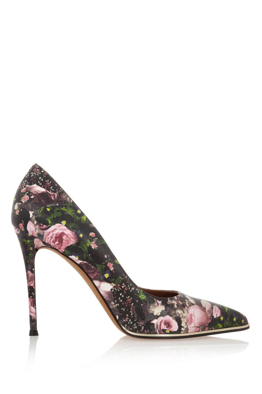 Givenchy Floral-Print Pumps