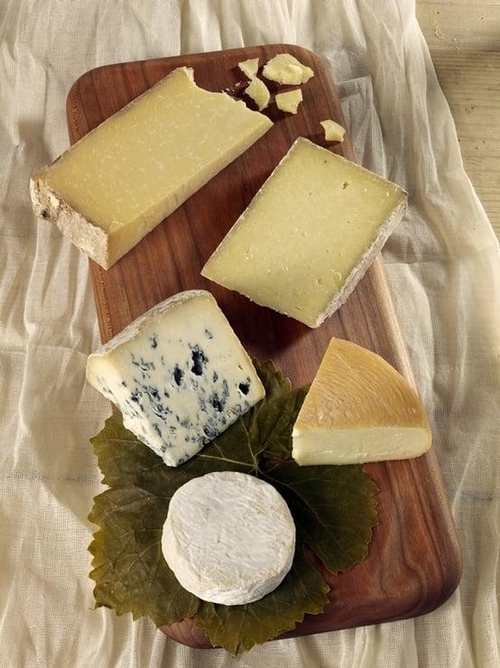 A Vermont Cheesemonger