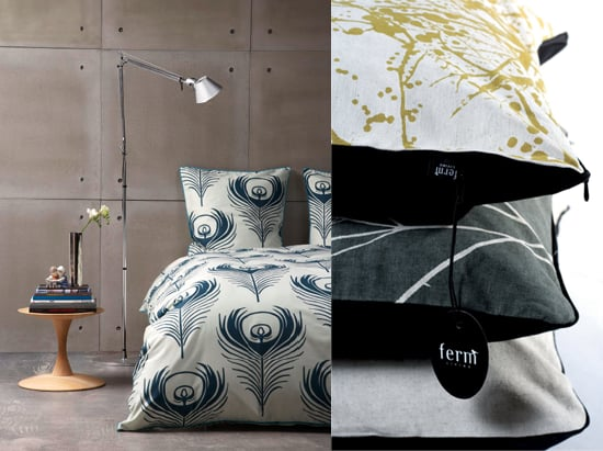 Nice and New: Ferm Living Textiles