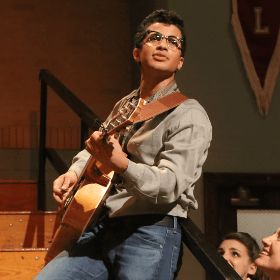 Jordan Fisher's Performance on Grease: Live