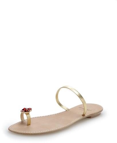 Toe Ring Sandal