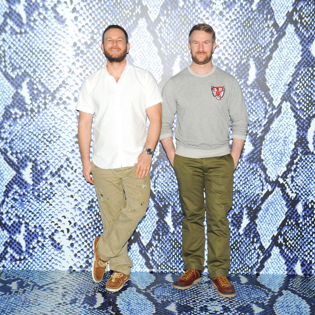 Ben Burkman and Doug Burkman