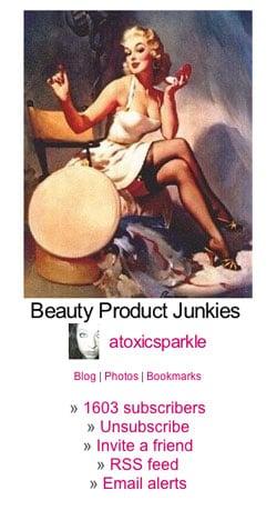 Blog I Love: Beauty Product Junkies