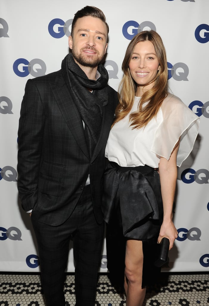 They smiled big at a November 2013 GQ event in NYC.