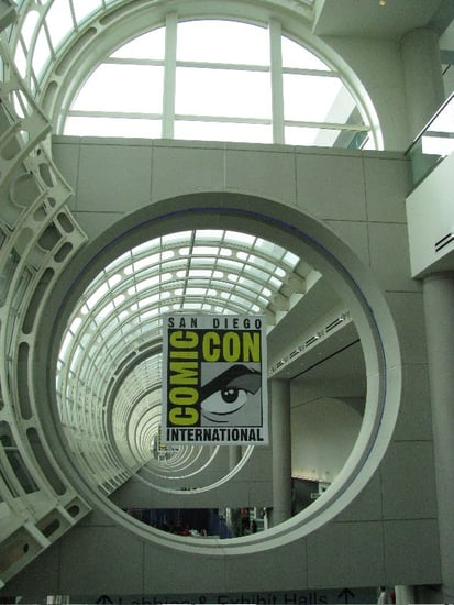 BuzzSugar at Comic-Con: Day One!