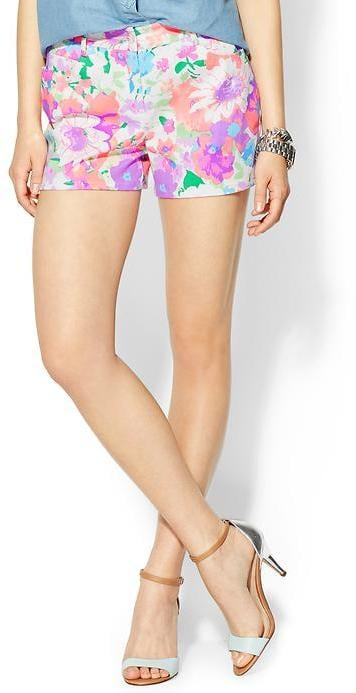 Summer will be so much more flirty in these Larkin floral print shorts ($49).