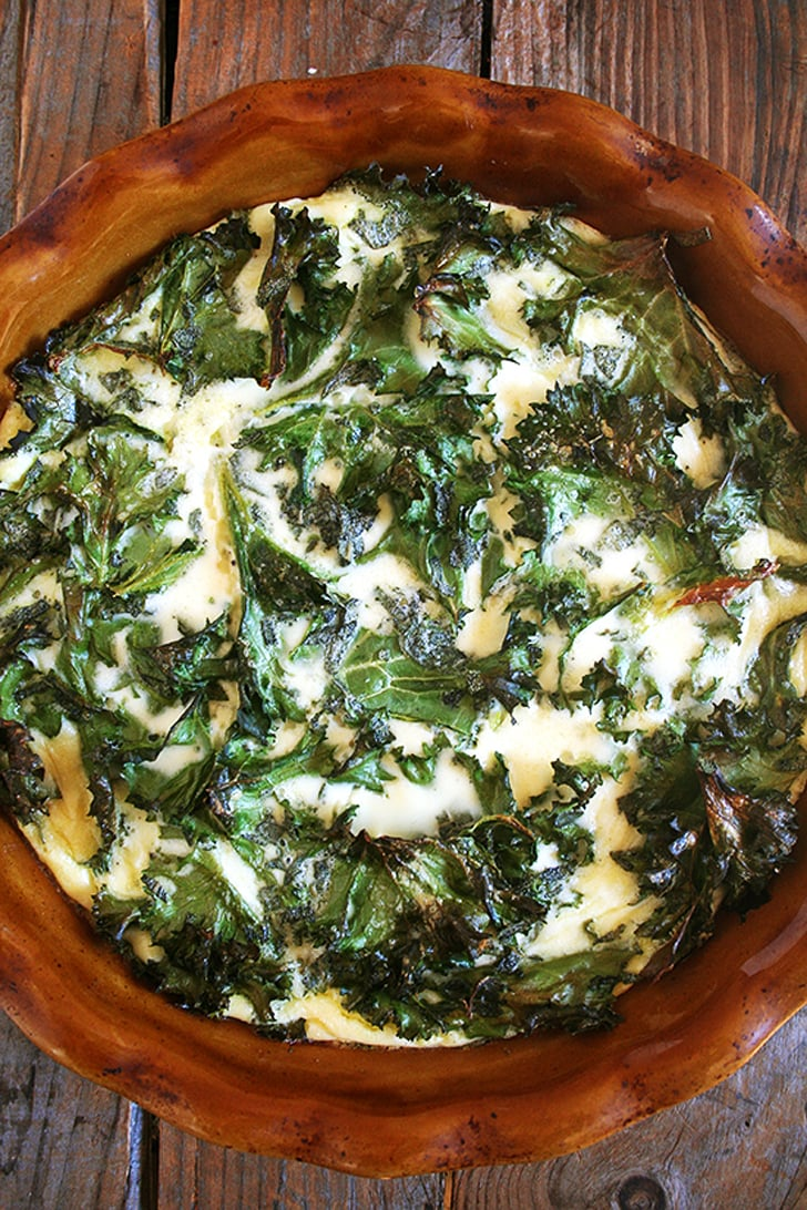 Crustless Kale Quiche   50+ Cold-Weather Breakfast Recipes ...