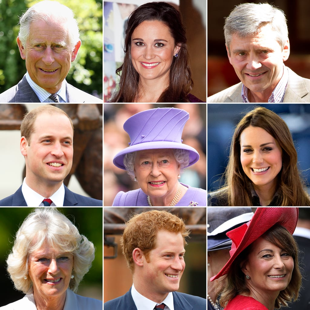 Get to Know the Royal Baby's Closest Family