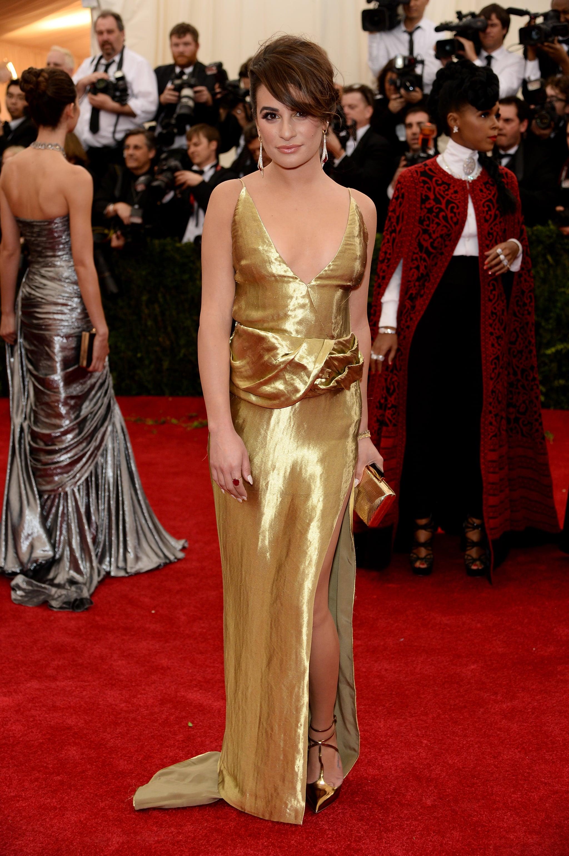 Lea Michele and Dianna Agron Quash Those Feud Rumors