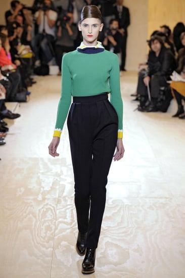 Fall 2011 Milan Fashion Week: Jil Sander 2011-02-26 10:54:21
