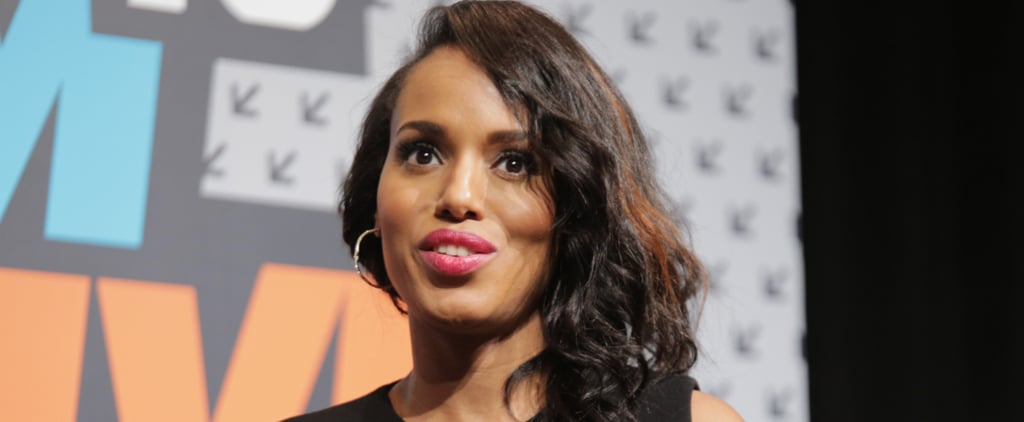 Notoriously Private Kerry Washington Explains Why She Doesn't Talk About Her Personal Life