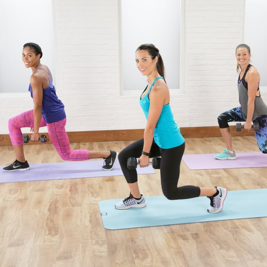 20-Minute Workout With Weights