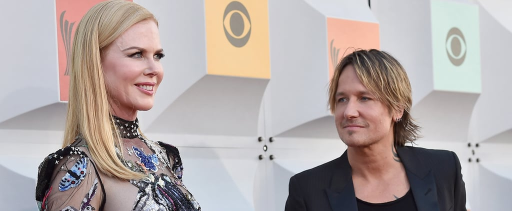 Judging by These Photos, Keith Urban Clearly Adores Nicole Kidman