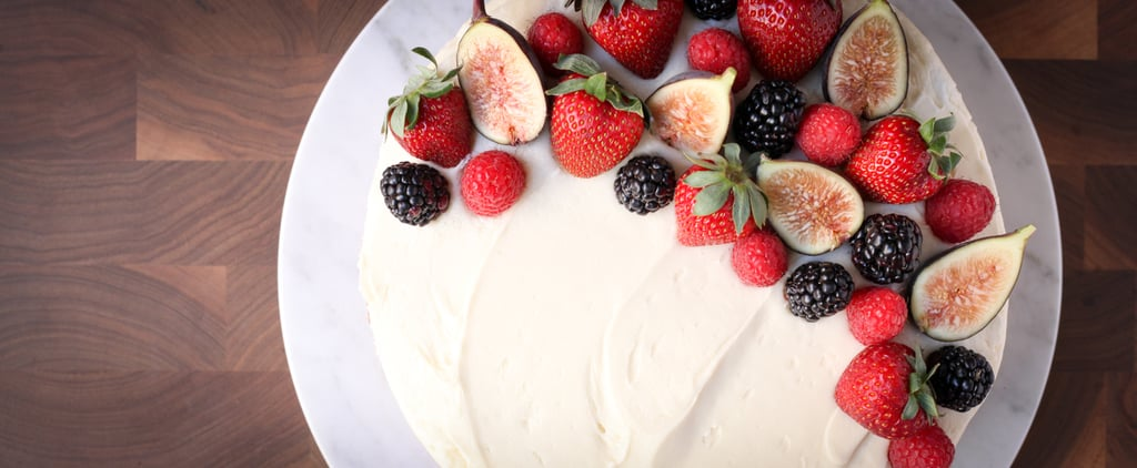 You, Yes You, Can Decorate a Naked Cake (Swear It's Easy!)