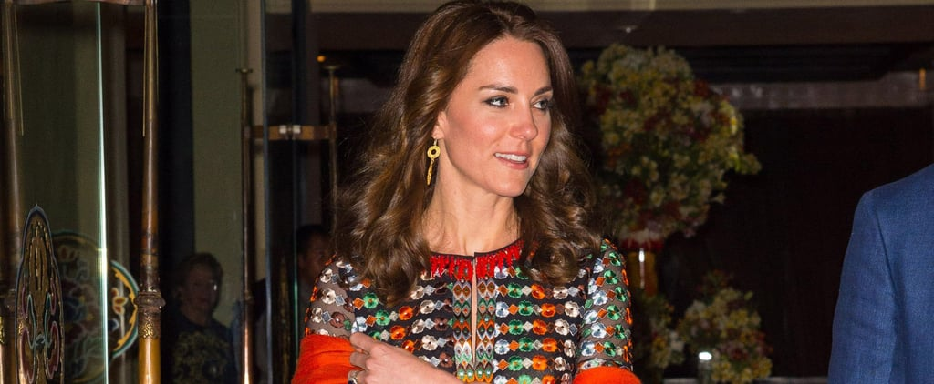 Kate Middleton Just Wore the Spring Maxi Dress of Every Girl's Dreams