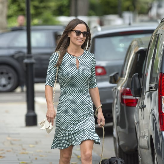 Pippa Middleton Wearing Loafers July 2016