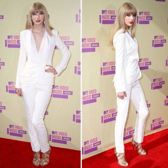 Taylor Swift at MTV VMAs 2012