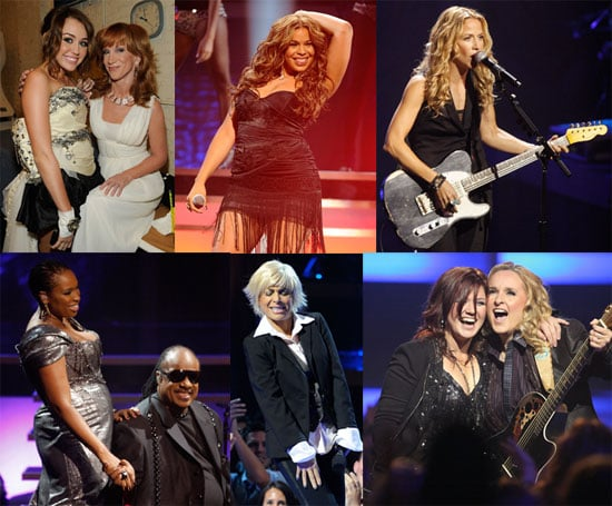Photos of VH1 Divas: Paula Channels Ellen, True Blood's Sam Takes on Twilight's Jacob, Miley Cyrus Calls Kanye Disrespectful