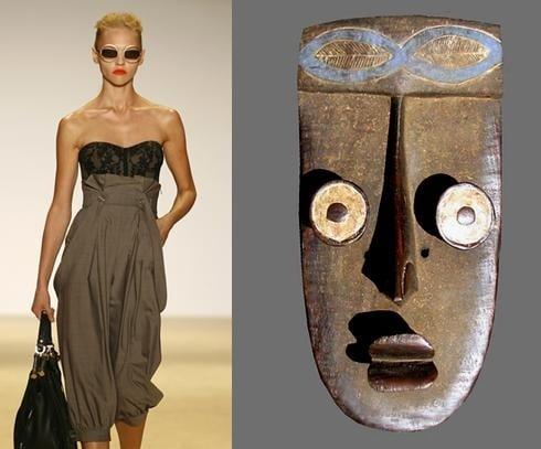 Temperley For African Masks