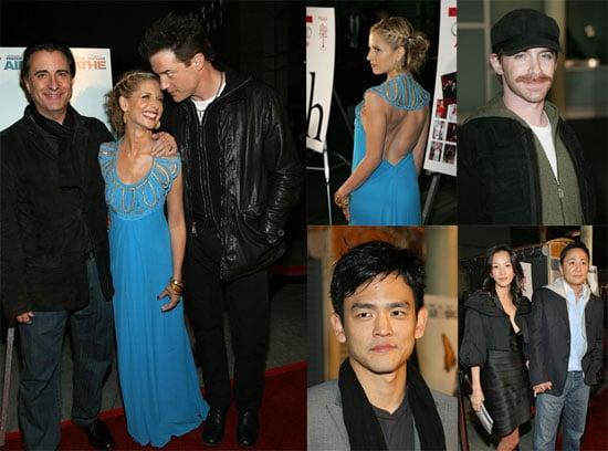 The Air SMG's Blue Dress & Seth's Mustache Breathe in LA