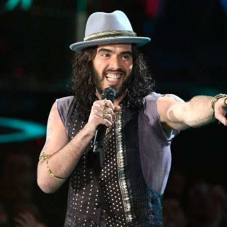 Russell Brand at MTV Movie Awards 2012