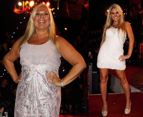Pictures of Vanessa Feltz and Michelle Bass Who Were the Fourth and Fifth Housemates Evicted From Ultimate Big Brother
