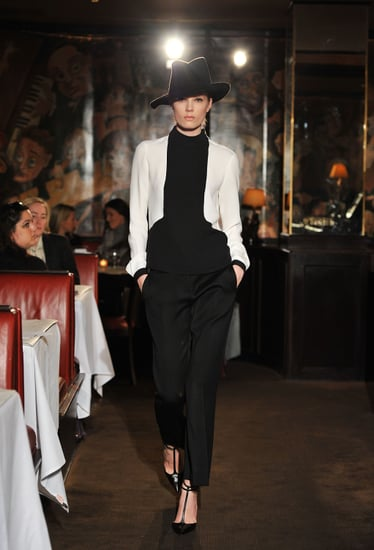 Fall 2011 New York Fashion Week: Bill Blass