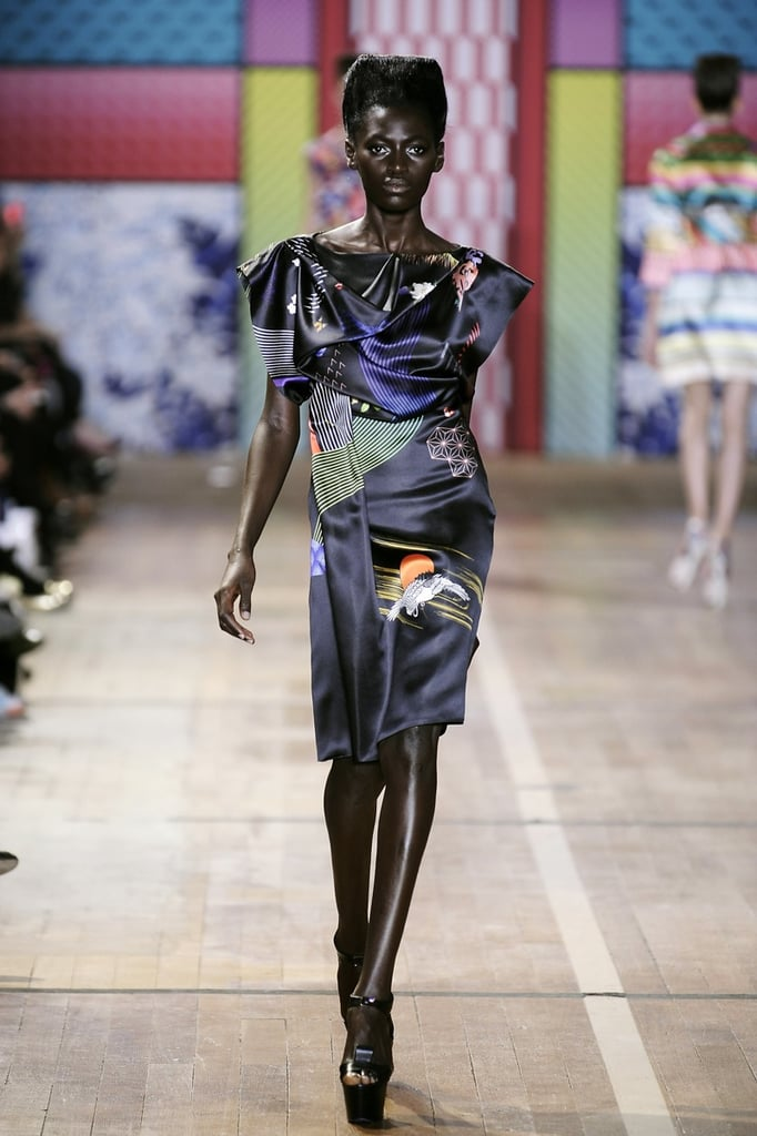 London Fashion Week: Basso & Brooke Spring 2009