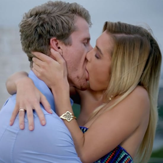 Alex and Richie's First Kiss on The Bachelor Australia 2016