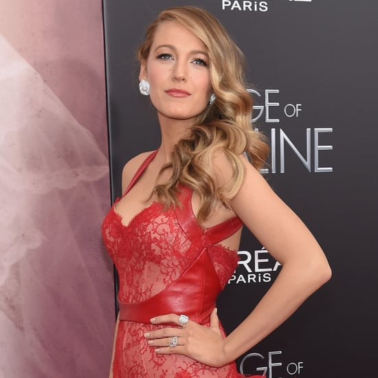 Blake Lively at the Age of Adaline Premiere in NYC