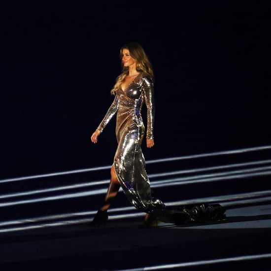 Gisele Bundchen's 2016 Olympics Opening Ceremony Dress
