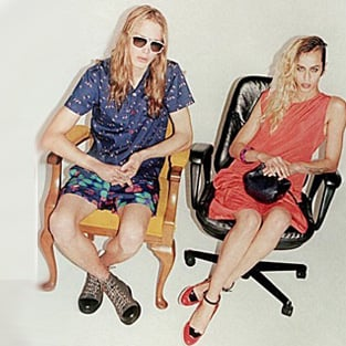 Alice Dellal is the New Face of Marc by Marc Jacobs