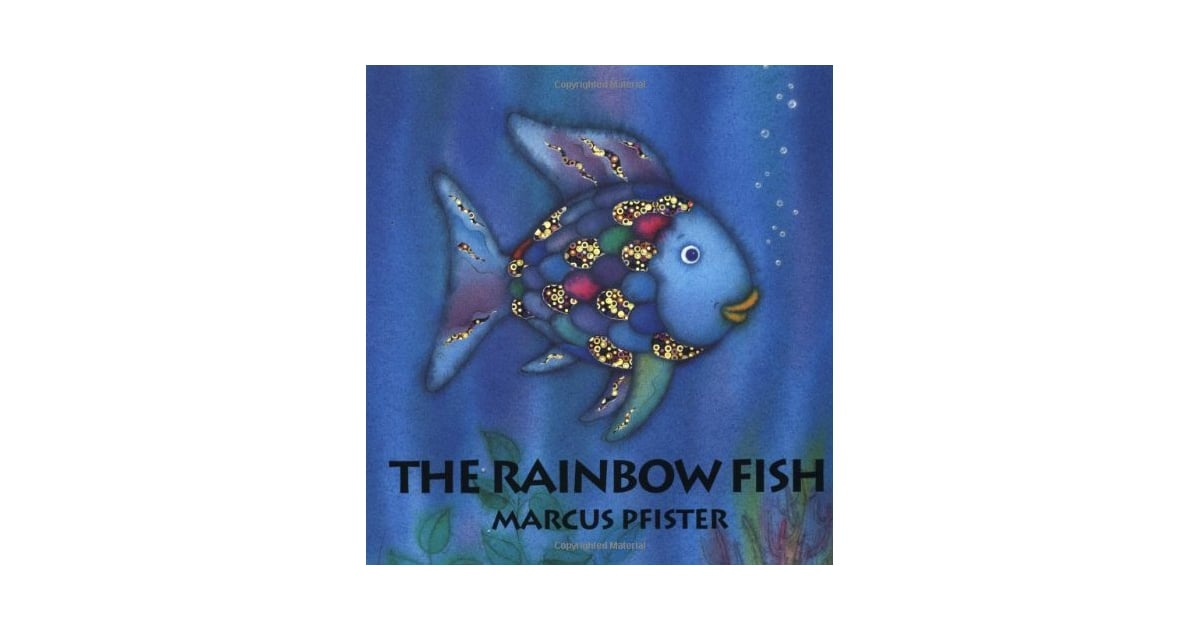 The rainbow fish read all about it our 50 all time for Children s books about fish