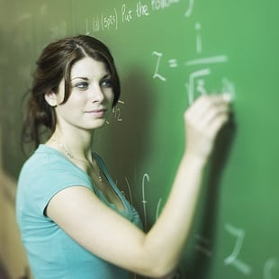 Ogling Men Lower Women's Math Scores