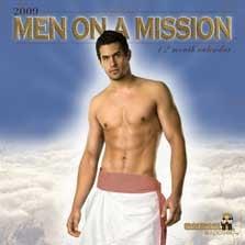 BYU Yanks Degree From Men on a Mission Calendar Maker