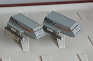 Star Wars and Star Trek Inspired Cuff Links From Etsy