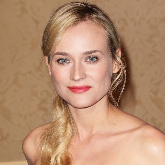 Diane Kruger Does Her Own Makeup and Hates the Gym