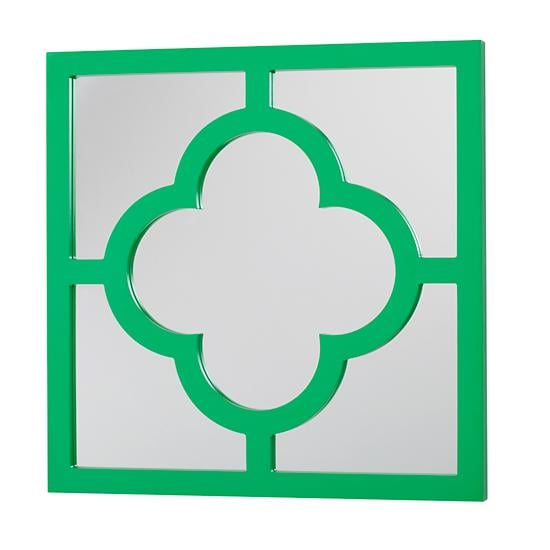 The Land of Nod My Lucky Four-Leaf Mirror