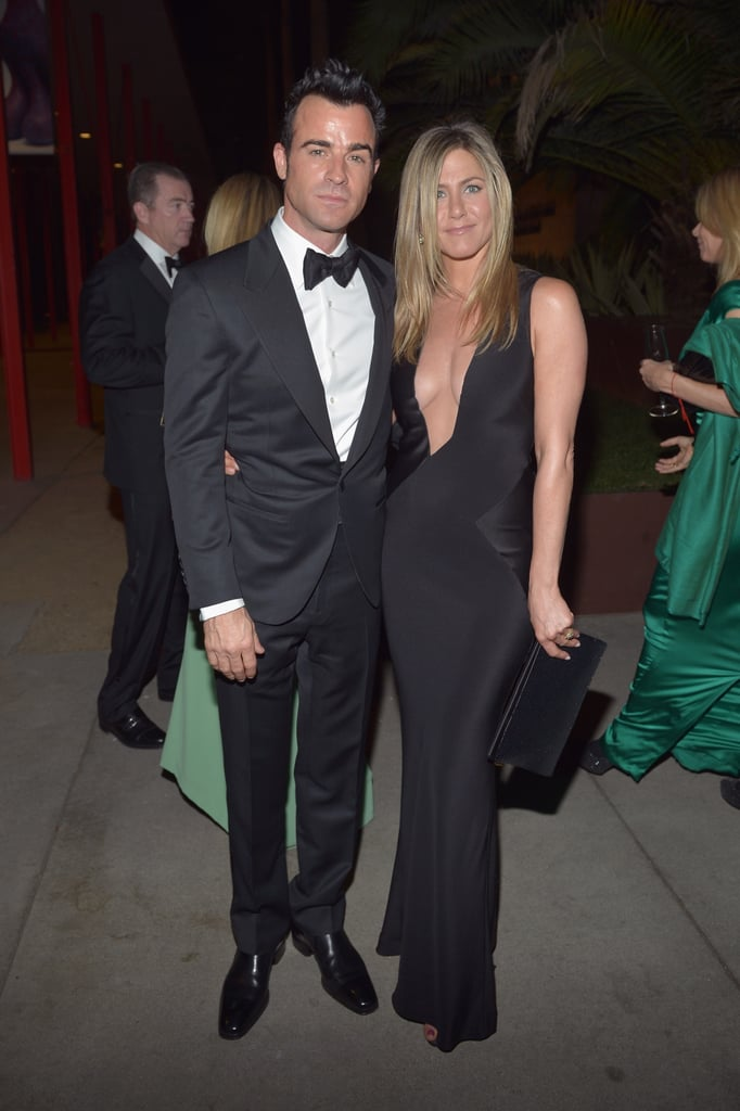 They posed arm in arm at the LACMA's Art and Film Gala in October 2012.
