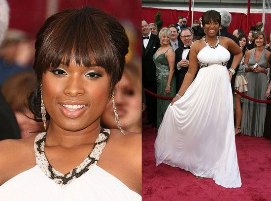 Oscars Red Carpet: Jennifer Hudson