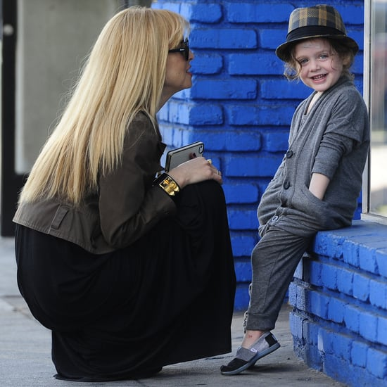 Rachel Zoe and Skyler Berman Out in LA